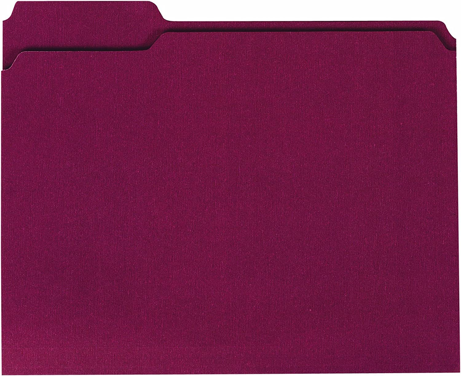 Globe-Weis online shopping Pendaflex Colored File Folders T Limited price sale Cut Reinforced 3 1