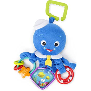 Baby Einstein Juguete Activity Arms Octopus, color Multi, paquete de 1