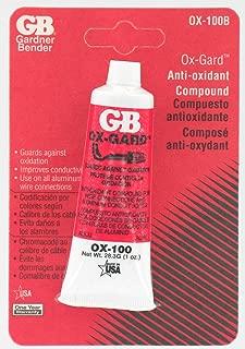 GB Gardner Bender OX-100B Ox-Gard Anti-Oxidant Compound