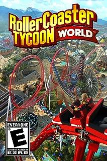 RollerCoaster Tycoon World PC DVD