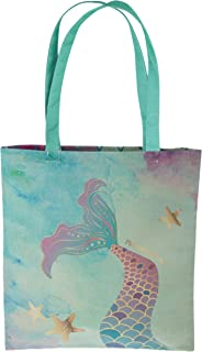 Karma Gifts Market Tote, Mermaid