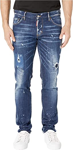 Perfection Wash Slim Jeans in Blue