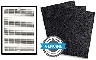LEVOIT Air Purifier Replacement Filter, Compatible with LV-H126 Air Purifier, Include 1 True HEPA and Activated Carbon Set, 3 Extra Pre-Filters, LV-H126-RF (Genuine)