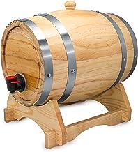 Vin Bouquet FIA 340 Drankdispenser, hout, bruin, 31 x 22 x 23,5 cm, 3 stuks