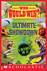 Who Would Win?: Ultimate Showdown Kindle Edition
