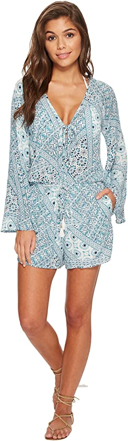 L*Space Aubry Romper Cover-Up