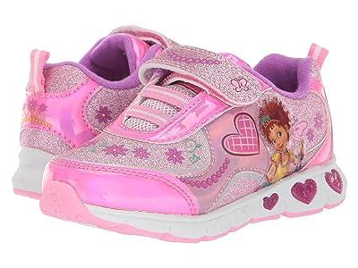 Josmo Kids Fancy Nancy Sneaker (Toddler/Little Kid) (Fuchsia) Girl