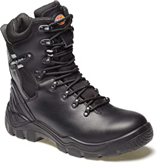 FD23375 Dickies Quebec Lined Boot, 4 UK, 37 EU