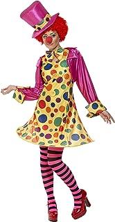Smiffy's Women's Clown Lady Costume