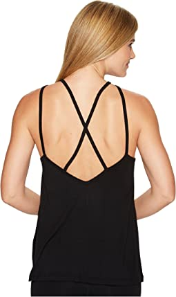 Beyond Yoga - Slink or Swim Dropped X Tank Top