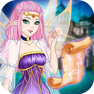 Creating Mystic Elf Avatar – Draw Sketch Magical Game