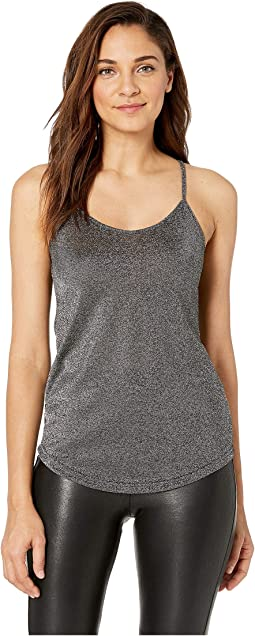 Sheer Sparkle Knit Cami