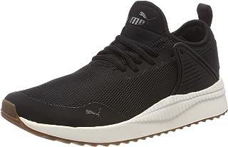 Puma Kadın Pacer Next Cage Spor Ayakkabı, Black/Black/Whisper White (Çok Renkli)