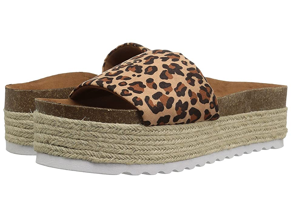 Dirty Laundry Pippa Platform Sandal (Natural) Women