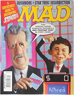 Mad Magazine Issue # 380 April 1999