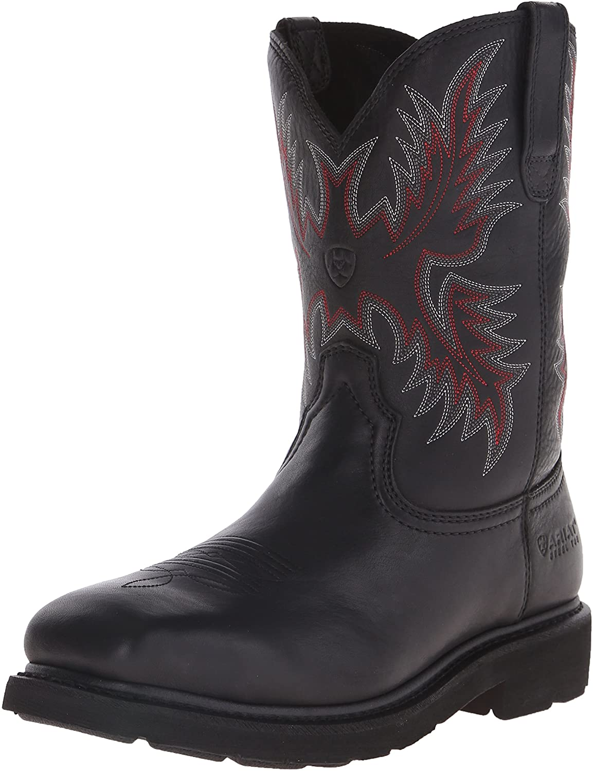 Ariat Sierra Max 71% OFF Wide Square Toe Steel Fashionable Safety Men's - Boots Work