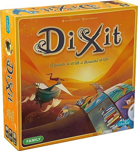 (1, Original Packaging) - Dixit Board Game