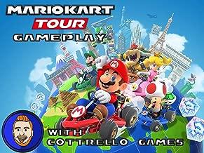 Mario Kart Tour Gameplay with Cottrello Games