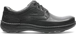 حذاء بدون رباط للرجال من كلاركس, (اسود), 9 UK