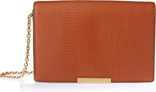 Oroton Women's Cruise Clutch, Cognac, One Size