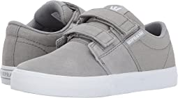 Supra Kids Stacks Vulc II Hook & Loop (Little Kid/Big Kid)