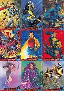 876fd1da6d4 Amazon.com  X-Men - Trading Cards   Entertainment  Collectibles ...