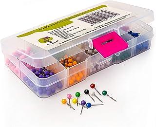 Wedo Markierungsfähnchen farbig sortiert Karten Markierung