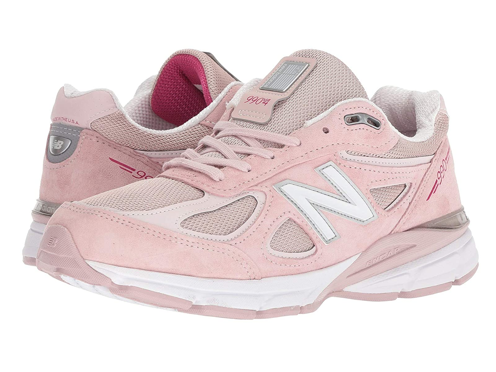 New Balance M990V4Atmospheric grades have affordable shoes