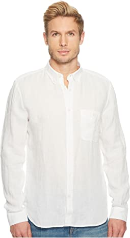 Linen Oxford Shirt
