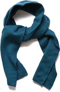 روسری روسری روباز زمستانی بافتنی ساده SANREMO Unisex Kids