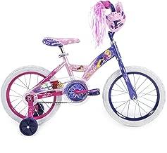 Girls 16 inch Huffy Disney Princess Bike