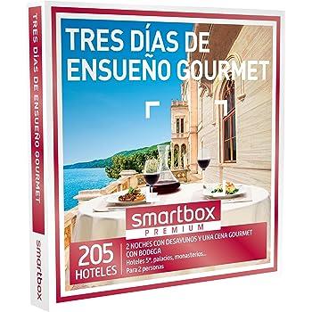 SMARTBOX - Caja Regalo - Paradores: Una Noche para deleitarse ...