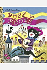Puss in Boots (Little Golden Book) Kindle Edition