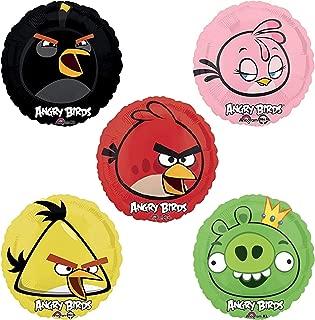 angry birds pop art