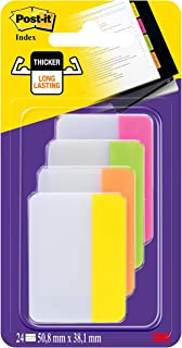 Post-It 686-PLOY EU Marque-Page Assortis