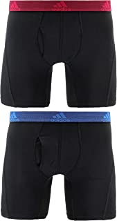 Men's Relaxed Performance Climalite Boxer Brief Underwear (2 Pack)