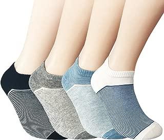 Mens/Womens All Season Soft Cotton Low Cut No Show Ankle Socks