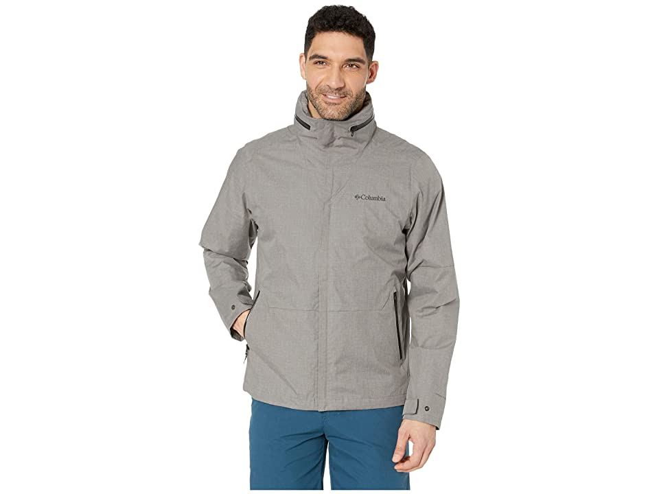 Columbia Westbrook Jacket (Boulder Heather) Men