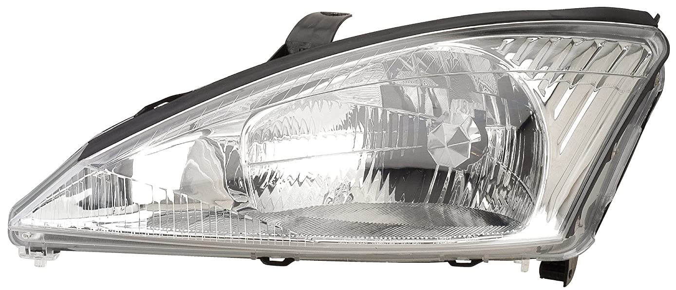 Eagle Eyes FR319-B001L Ford Driver Side Head Lamp Assembly
