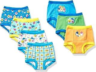 Paquete de calzones entrenadores de Baby Shark