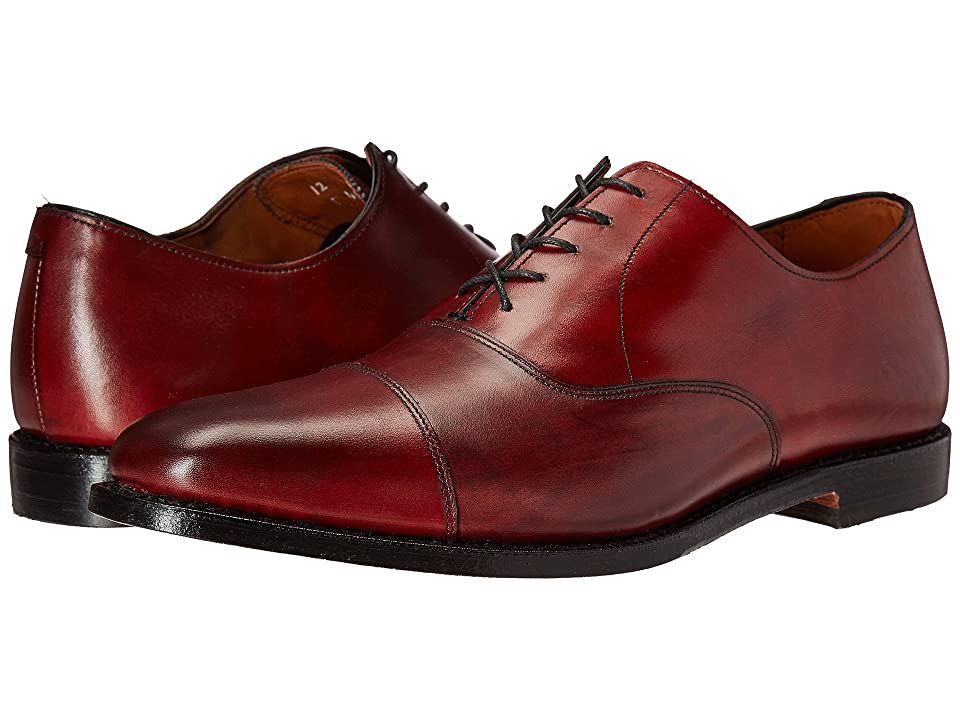 Image of Allen Edmonds Exchange Place (Oxblood) Men's Shoes