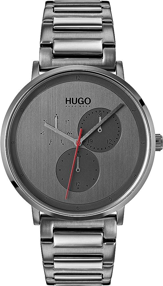 Hugo Boss orologio multi-quadrante quarzo uomo 1530012