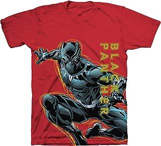 Best black panther boys t shirt Reviews