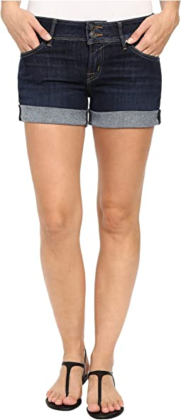 Hudson Croxley Mid Thigh Shorts in Elemental