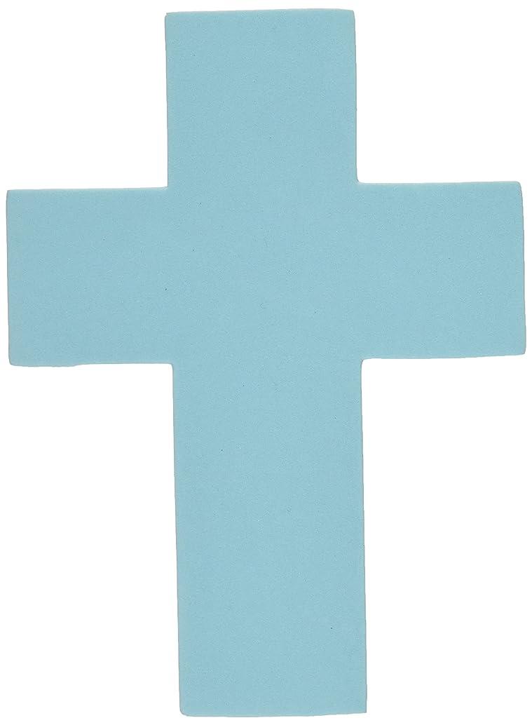 Darice Foam Shapes 12/Pkg, Crosses