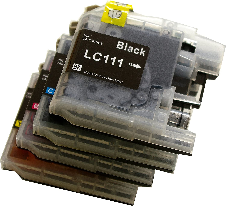 インク王国 ブラザー工業 LC111 互換インク 4色セット プリンターインク