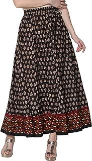 Srishti BY Fbb Printed Flared Skirt