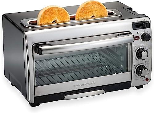 Hamilton-Beach-2-in-1-Countertop-Oven-and-Long-Slot-Toaster
