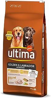 comprar comparacion Ultima Pienso para Perros Golden y Labrador Retriever con Pollo - 14 kg
