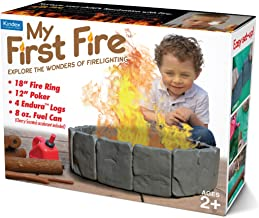 "Prank Pack ""My First Fire"" - Wrap Your Real Gift in a Prank Funny Gag Joke Gift Box - by Prank-O - The Original Prank Gift..."